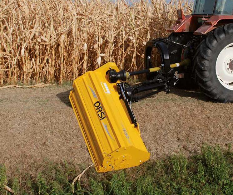 Cradock Tractors - a leading ORSI dealer