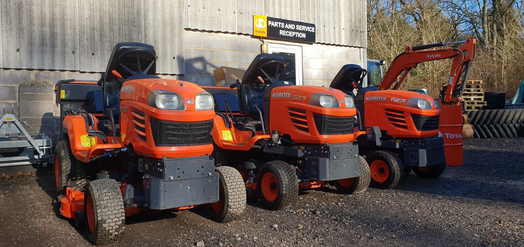 Cradock Tractors - Used Equipment