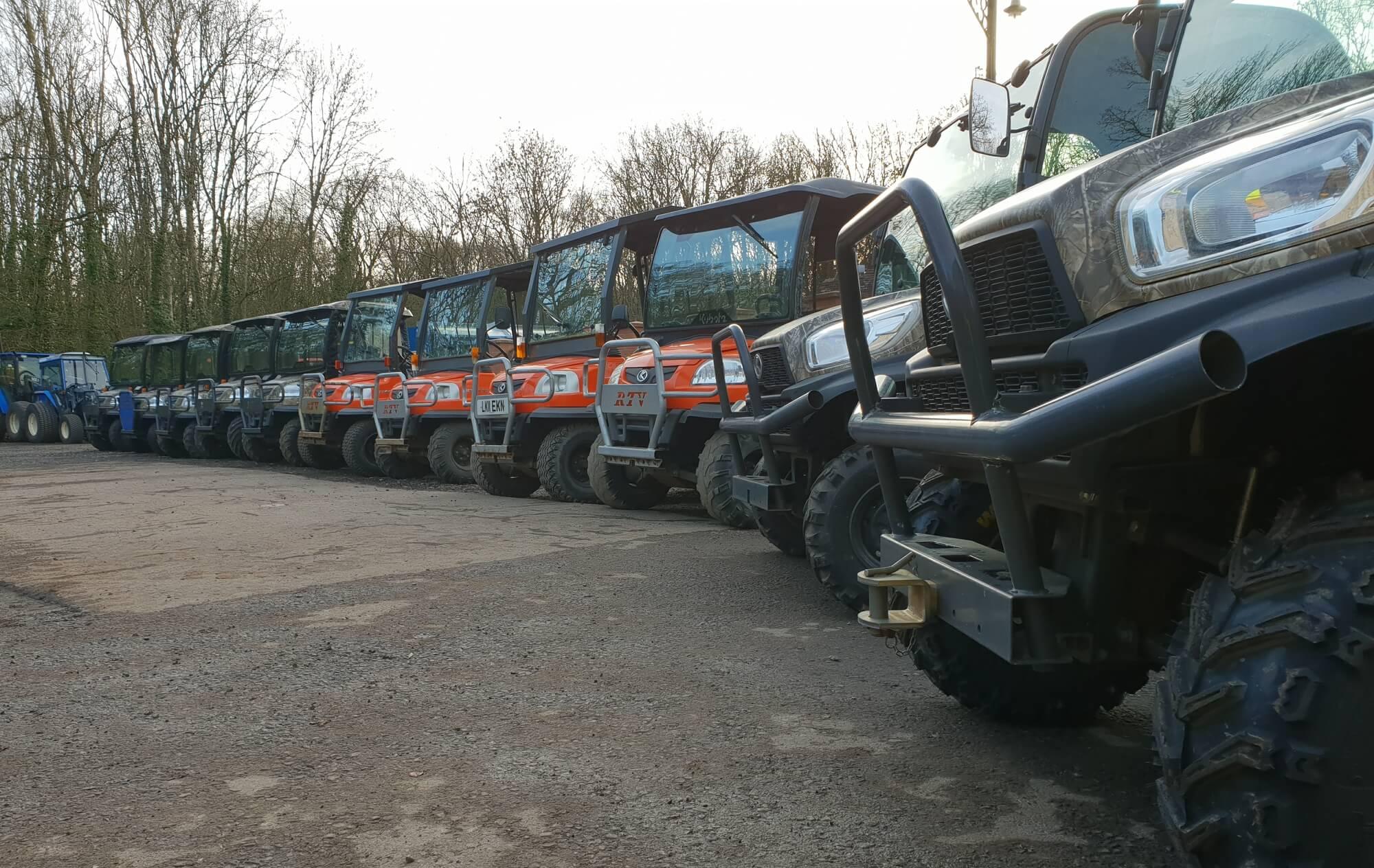 Used Utility Vehicles >> Cradock Tractors Used Utility Vehicles